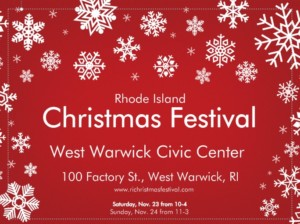 Rhode Island Christmas Festival @ West Warwick Civic Center | West Warwick | Rhode Island | United States