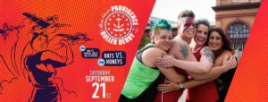 Providence Roller Derby Presents: A Double Header @ The Alex and Ani City Center | Providence | Rhode Island | United States