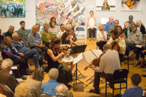 Newport String Project Season Opening Concert @ Newport Art Museum | Newport | Rhode Island | United States