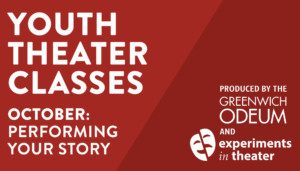 Youth Theater Classes @ Greenwich Odeum | East Greenwich | Rhode Island | United States