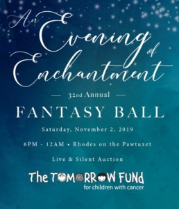 Thirty-Second Annual Tomorrow Fund Fantasy Ball @ Rhodes on the Pawtuxet   Cranston   Rhode Island   United States
