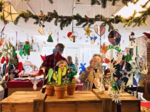 Fourth Annual  Holiday Art Sale and Hot Chocolate Happening @ Bosgraaf Stained Glass Studio | South Kingstown | Rhode Island | United States