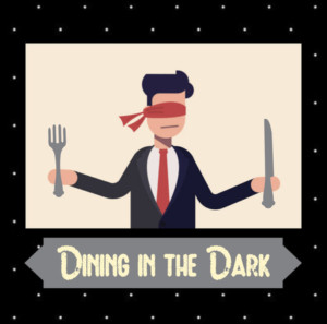 Dining in the Dark @ Chelo's Hometown Bar and Grille | Warwick | Rhode Island | United States