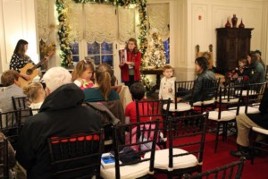 Children's Holiday Story Time @ Blithewold Mansion, Gardens, and Arboretum | Bristol | Rhode Island | United States