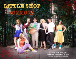 "JDAPA Presents: ""Little Shop Of Horrors"" @ Johnston Senior High School 
