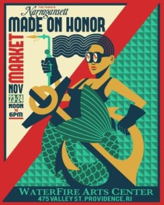 Made on Honor Market @ WaterFire Arts Center | Providence | Rhode Island | United States