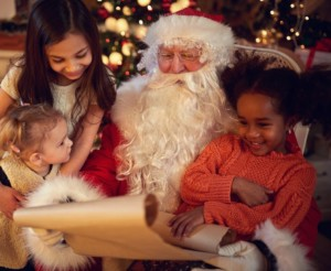 Visit with Santa at Carousel Village @ Roger Williams Park Zoo & Carousel Village | Providence | Rhode Island | United States