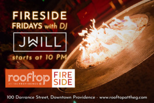 Fireside Fridays at The Rooftop @ Rooftop at the Providence G | Providence | Rhode Island | United States