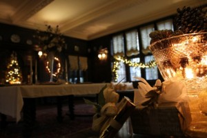 Christmas Trees and Candlelight with the Butler and Lady's Maid @ Blithewold Mansion, Gardens, and Arboretum | Bristol | Rhode Island | United States