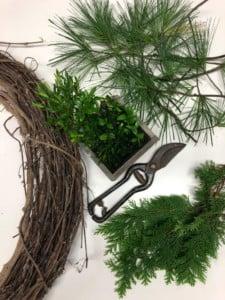 Crafting Night: Modern Grapevine and Evergreen Wreaths @ Crafting Night: Modern Grapevine and Evergreen Wreaths | Bristol | Rhode Island | United States