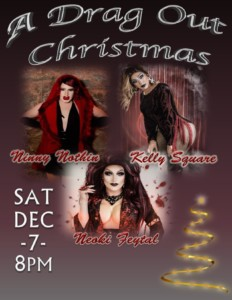 A Drag Out Christmas @ Courthouse Center for the Arts | South Kingstown | Rhode Island | United States