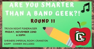 The Imperial Room: Are you Smarter than a Band Geek @ The Imperial Room | Cranston | Rhode Island | United States
