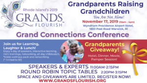 Grands Flourish Hosts First Annual  Grand Connections Conference @ Wyndham Providence Airport Hotel | Warwick | Rhode Island | United States