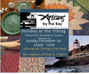 Holiday Fine Craft Show at the Hotel Viking @ Hotel Viking | Newport | Rhode Island | United States