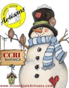 Twenty-Ninth Annual Holiday Crafts Festival at CCRI @ CCRI Warwick | Warwick | Rhode Island | United States