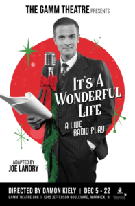 It's A Wonderful Life: A Live Radio Play @ The Gamm Theatre | Warwick | Rhode Island | United States
