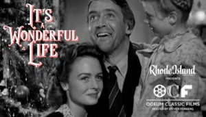 Rhode Island mOnthly Presents Odeum Classic Films: It's a Wonderful Life @ Greenwich Odeum | East Greenwich | Rhode Island | United States