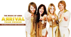 Arrival From Sweden: The Music of ABBA @ The VETS | Providence | Rhode Island | United States