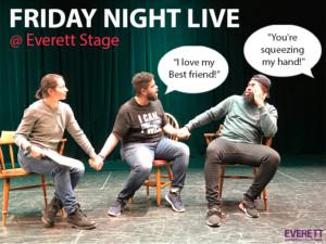 Friday Night Live! @ Everett Stage | Providence | Rhode Island | United States