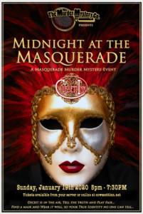 Midnight at the Masquerade Murder Mysterdy Dinner @ Cowesett Inn   West Warwick   Rhode Island   United States
