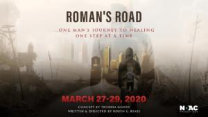 Roman's Road @ NDAC Auditorium | Providence | Rhode Island | United States
