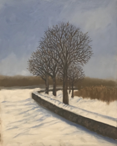 Painting Landscapes with Acrylics with Christine Mullen @ Bristol Art Museum | Bristol | Rhode Island | United States