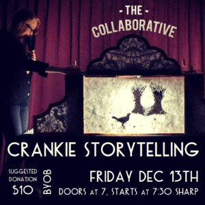 Crankies: An Evening of Puppetry and Storytelling @ The Collaborative   Warren   Rhode Island   United States