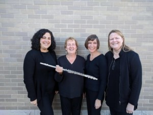 Music in the Living Room: Holiday Flute Quartet @ Blithewold Mansion, Garden, and Arboretum | Bristol | Rhode Island | United States
