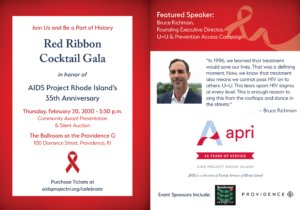 APRI Red Ribbon Cocktail Gala @ Ballroom at the ProvidenceG | Providence | Rhode Island | United States