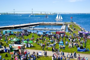 Second Annual Newport Food Truck and Craft Beer Festival @ Fort Adams State Park | Newport | Rhode Island | United States