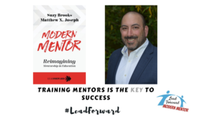 Modern Mentor: Reimagining Mentorship in Education Talk andBook Signing with Author Dr. Matthew X. Joseph @ Barrington Books Garden City | Cranston | Rhode Island | United States