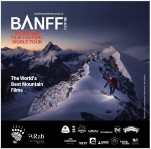 Banff Centre Mountain Film Festival @ McVinney Auditorium | Providence | Rhode Island | United States
