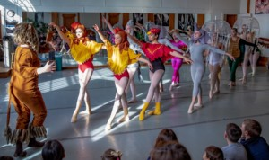 IMC's Junior Company presents Carnival of the Animals @ Island Moving Company Studios | Newport | Rhode Island | United States