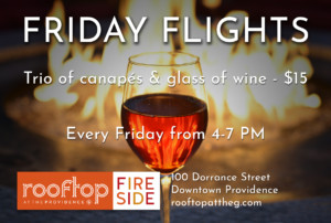 Friday Flights at The Rooftop @ Rooftop at the Providence G | Providence | Rhode Island | United States