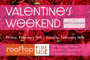 Valentine's Weekend at The Rooftop @ Rooftop at the Providence G   Providence   Rhode Island   United States
