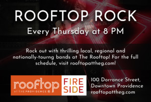 Rooftop Rock @ Rooftop at the Providence G | Providence | Rhode Island | United States