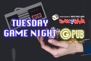 Tuesday Game Night featuring New England Team Trivia @ Providence GPub | Providence | Rhode Island | United States