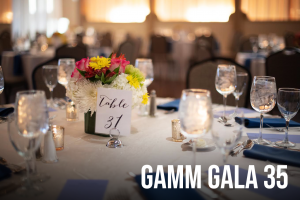 Gamm Gala 35 @ Rhodes on the Pawtuxet | Warwick | Rhode Island | United States