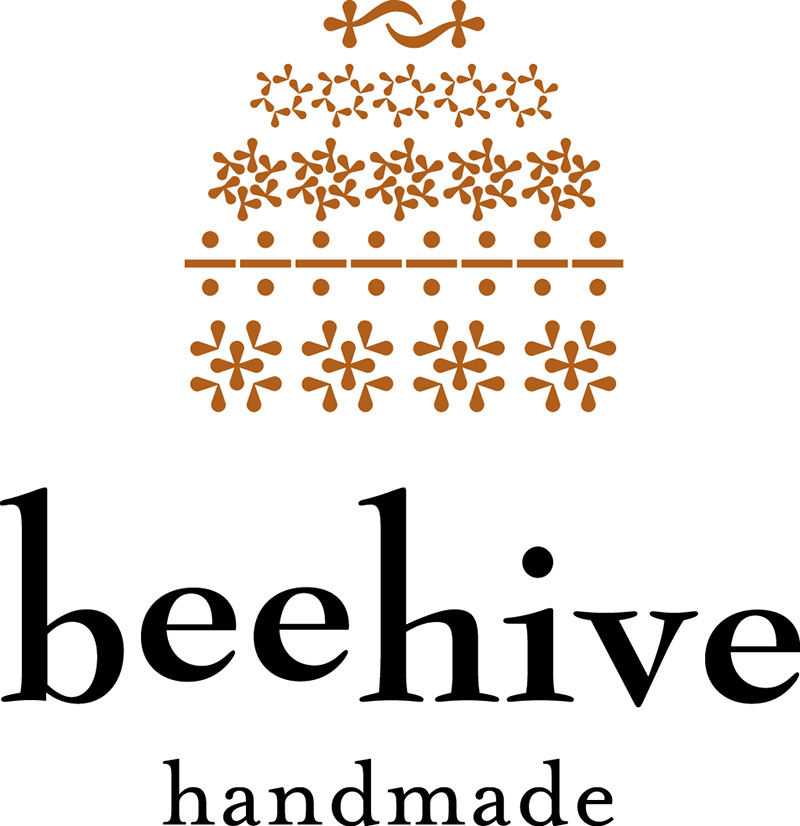 Beehive Handmade Logo