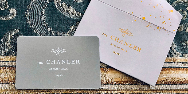 Chanler Gift Card