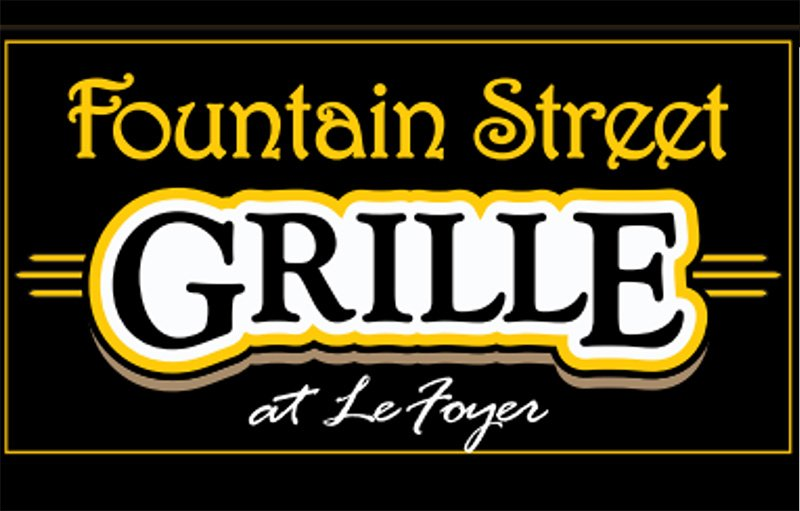 Fountain Street Grille Sign