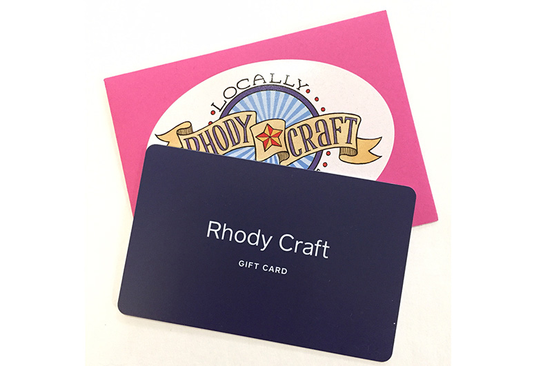 Rhody Craft Gift Card