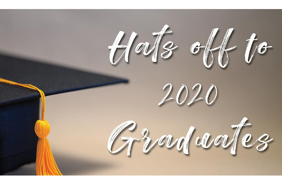 Hats Off Graduates 2020 Promo
