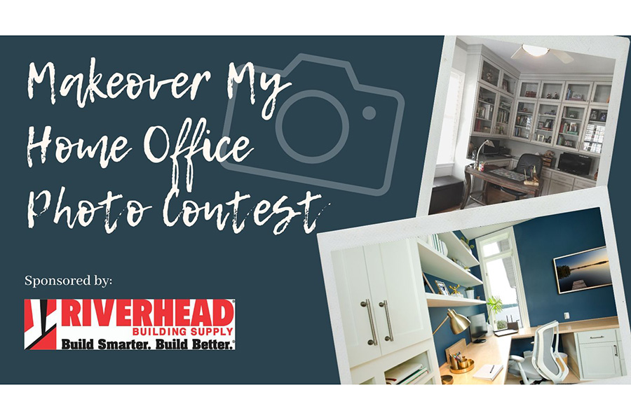 Makeover My Home Office Photo Contest