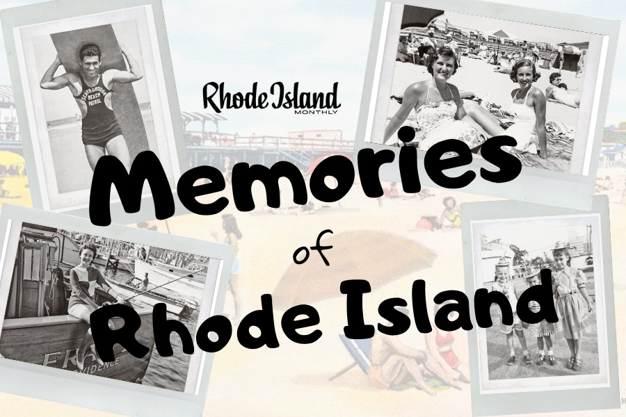 Memories Of Rhode Island Cover