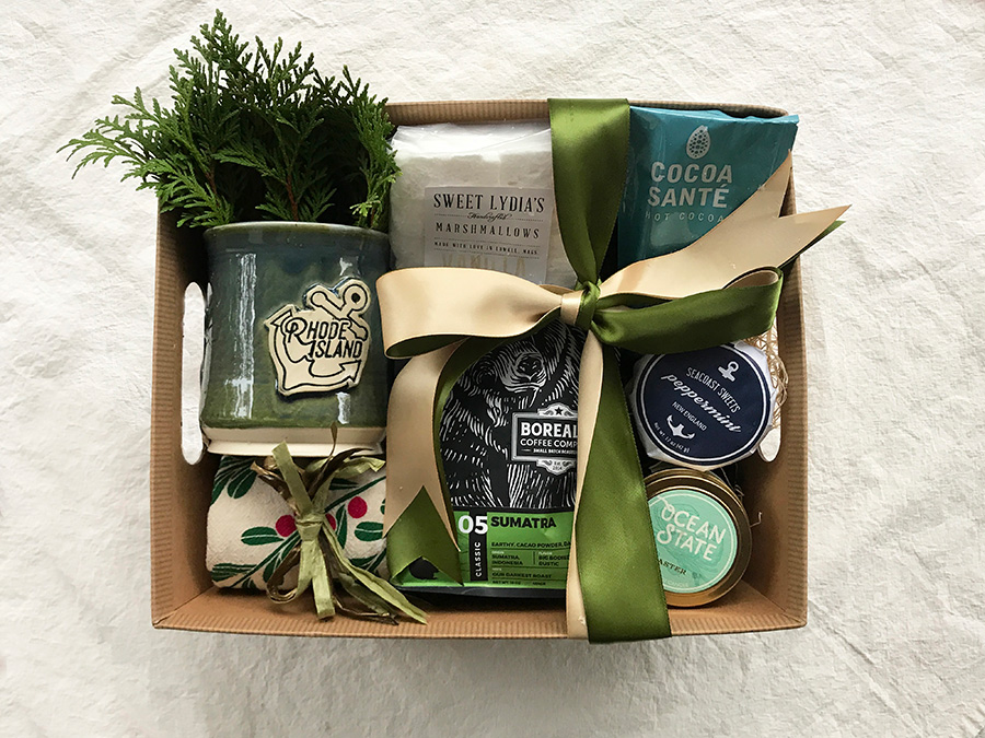 Stock Holiday Gift