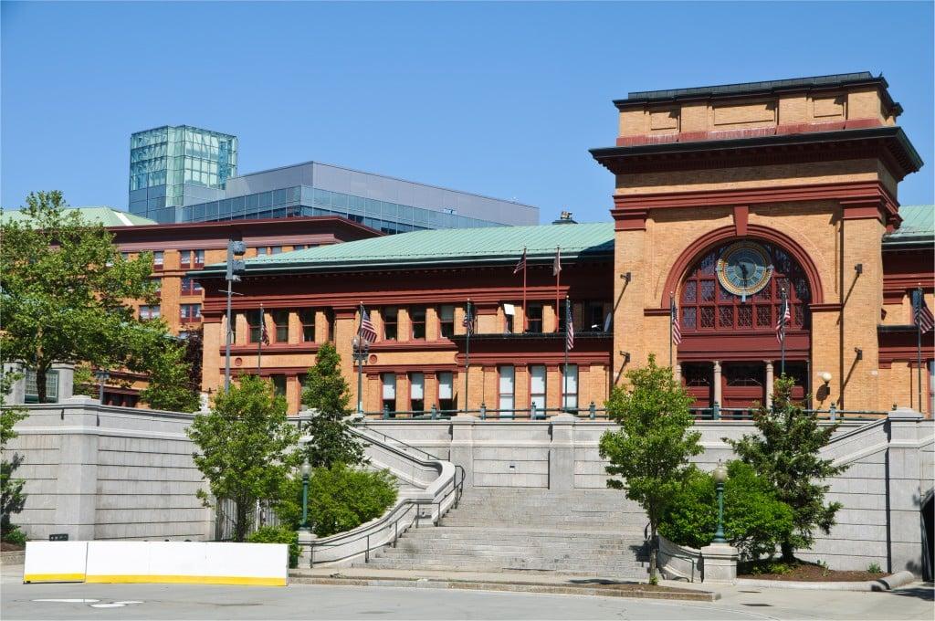 Union Station Providence