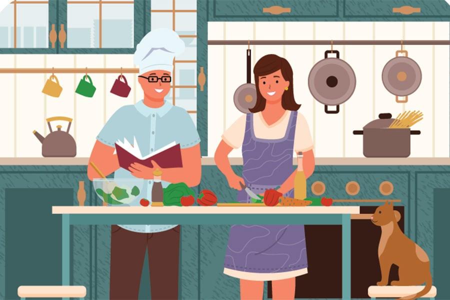 Cooking Art1