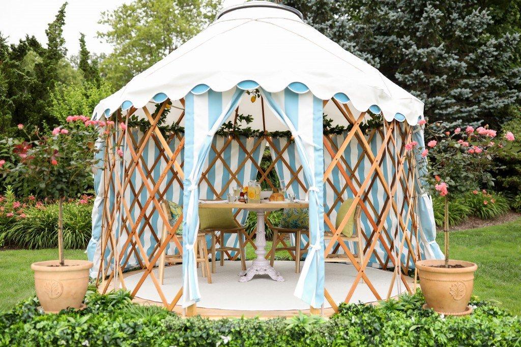 The Chanler Summer Yurt 12 Of 36 1