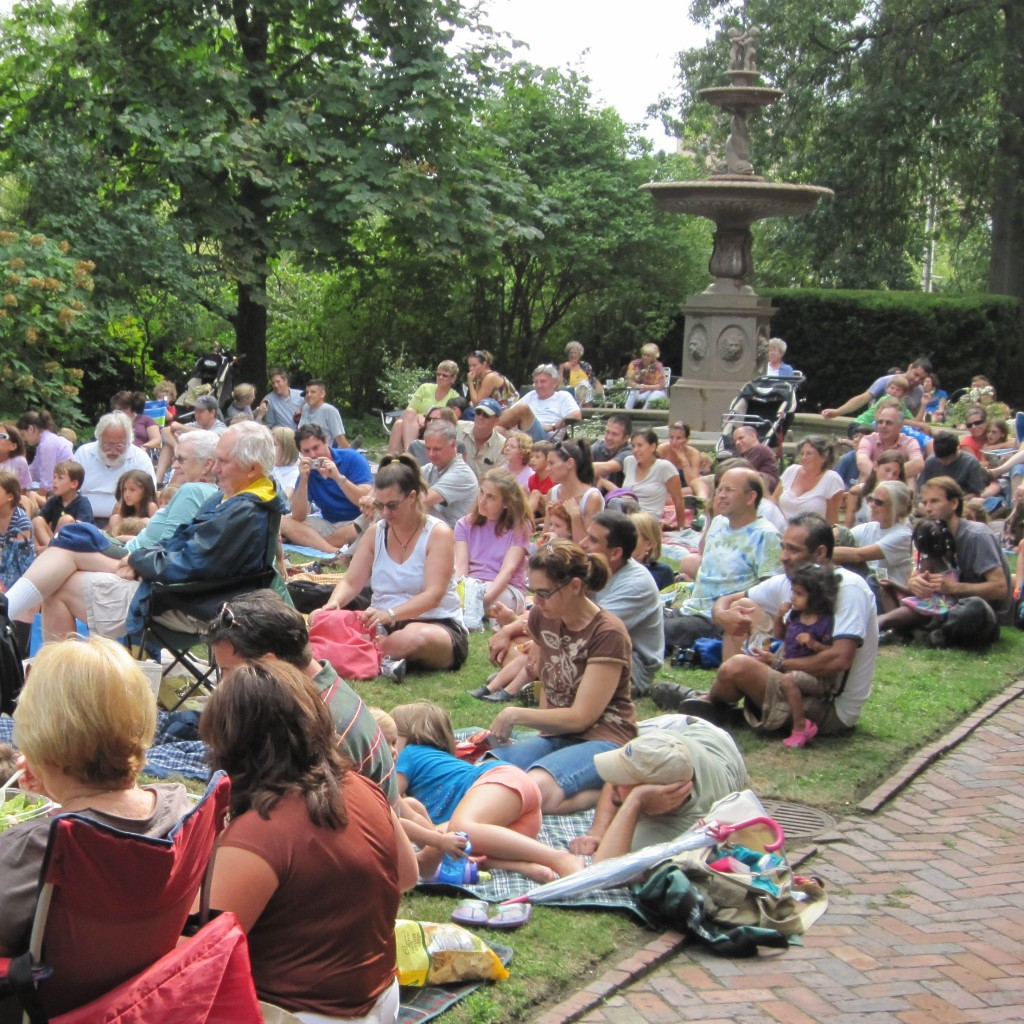 Lippitt Concert Crowd Square Cropped